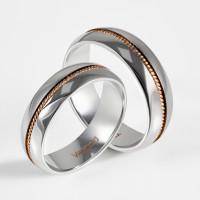 Золотое кольцо обручальное ЛД0211300100376
