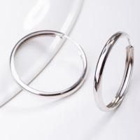 Серебряные серьги конго ДИ94140064