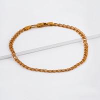 Золотой браслет ДИ551050502