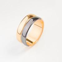 Серебряное кольцо ДП211564ПЗЖС