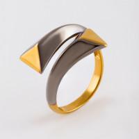 Серебряное кольцо ДП211562ПЗЖС