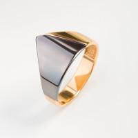 Серебряное кольцо ДП211548ПЗЖС