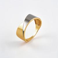 Серебряное кольцо ДП211545ПЗЖС