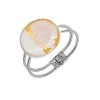 Бижутерный браслет с муранами ЮЯ71431