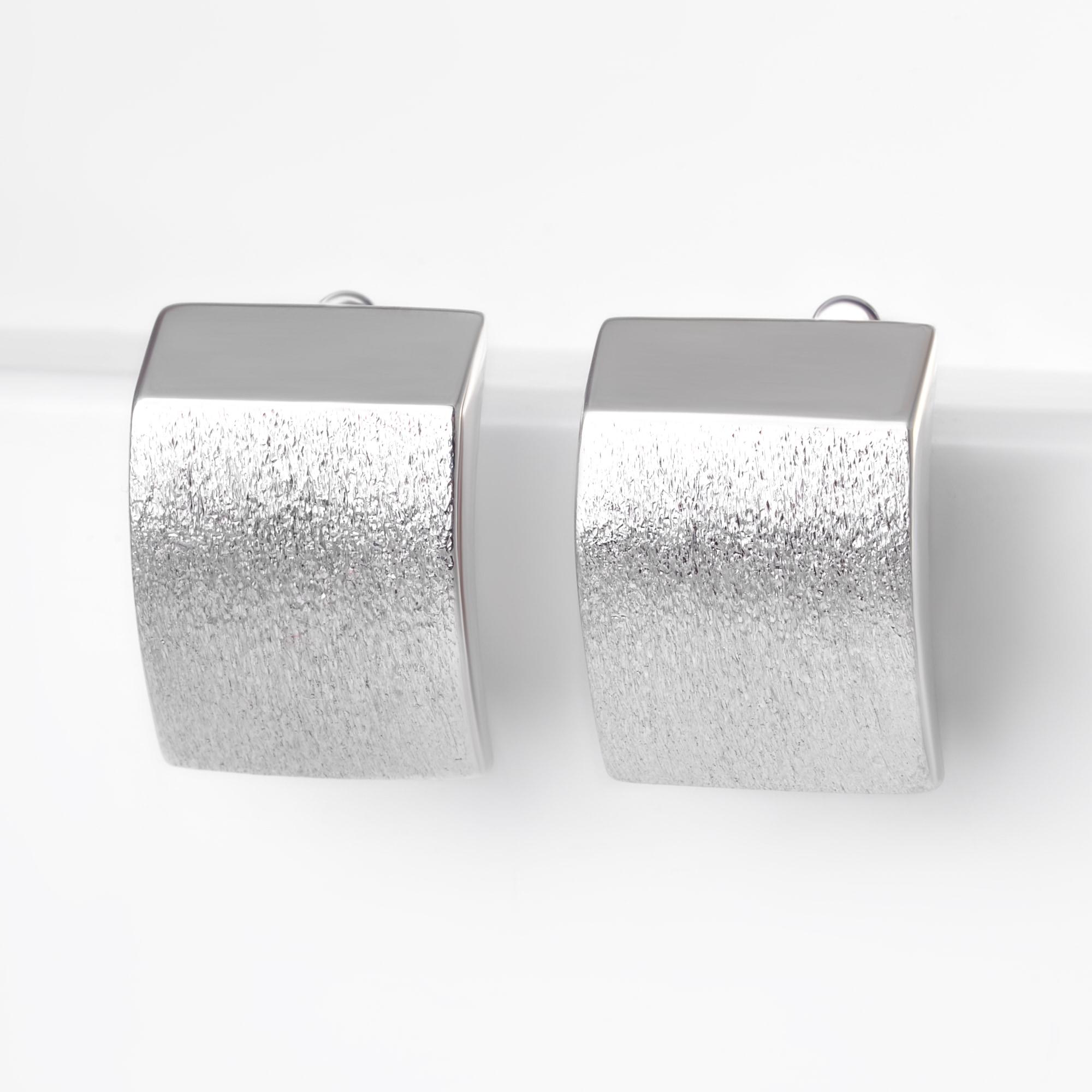 Серебряные серьги ДП221819С