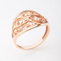 Серебряное кольцо ЮХАК03