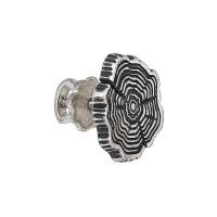 Серебряные серьги полупара ИЬ925601