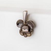 Серебряная подвеска с эмалью ЮХДП04