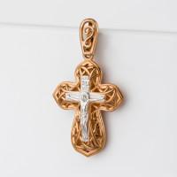 Серебряный крест ЮХПР016
