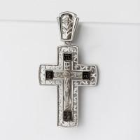 Серебряный крест ЮХПР122
