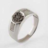 Серебряная печатка ЮХПРПМ003 женские
