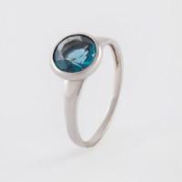 Серебряное кольцо с алпанитами ПЮ261706алптл