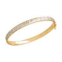 Золотой браслет ДИ050368