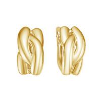 Золотые серьги ДП221069Л