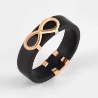 Золотое кольцо с каучуком НР03511К