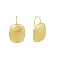 Золотые серьги ЛД1011000122127