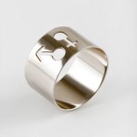 Серебряное кольцо ПЮ281636