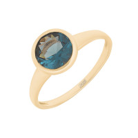 Серебряное кольцо с алпанитами ПЮ262706тл