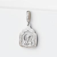 Серебряная иконка 6В2-052-1
