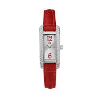 Серебряные часы с фианитами КИ6037.06.02.9.24B