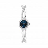 Серебряные часы с фианитами КИ6076.06.02.9.85B
