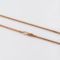 Золотая цепочка БЮ110601414 якорное плетение