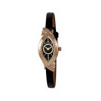 Золотые часы с фианитами НИ0772.2.1.56H