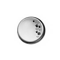Серебряная подвеска с фианитами ДП0300061С