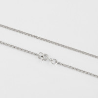 Серебряная цепочка 6ВРГР-35 мужская