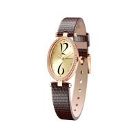 Золотые часы с фианитами ДИ236.01.00.001.06.07.2