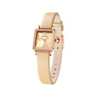 Золотые часы с фианитами ДИ232.01.00.001.06.09.2