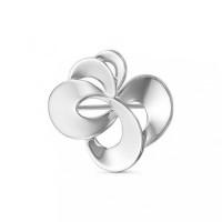 Серебряная брошь ДП060585С