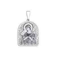 Серебряная иконка ДИ94100135