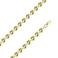 Золотой браслет ДИ051082-2