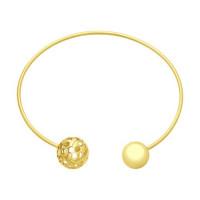 Золотой браслет ДИ051000-2