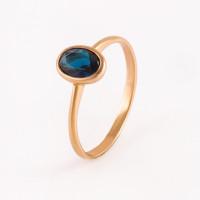 Серебряное кольцо с алпанитами ПЮ262710сп