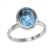 Серебряное кольцо с алпанитами ПЮ261711рб