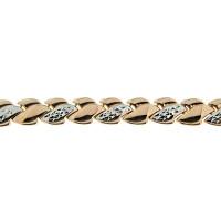 Золотой браслет ПЗА023046