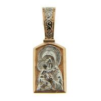 Золотая иконка ОС331-282
