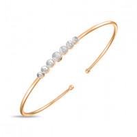 Золотой браслет с бриллиантами ЛФВ01-Д-ГР010042АДИк