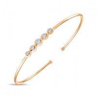 Золотой браслет с бриллиантами ЛФВ01-Д-ГР010043АДИк