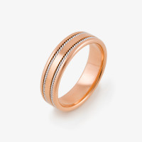 Золотое кольцо обручальное ЛД0211300100233