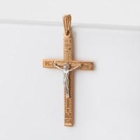 Золотой крест ЯВ8008Р