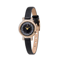 Золотые часы с фианитами НИ0313.2.1.56H
