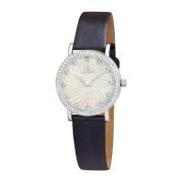 Серебряные часы с фианитами НИ0102.2.9.36A