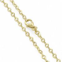 Золотая цепочка ЛД4101026324141 якорное плетение