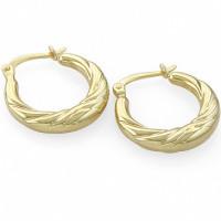 Золотые серьги ЛД1401000123583
