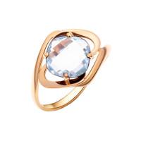 Золотое кольцо с топазами НА1.10.10.0156.06-2208