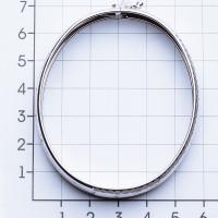 Серебряный браслет ПЗСА022008