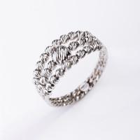 Серебряное кольцо ВПК37